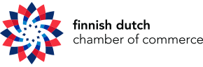 Finnish Dutch Chamber of Commerce logo