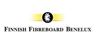 Finnish Fibreboard Benelux logo