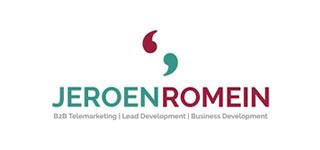 Jeroen Romein logo